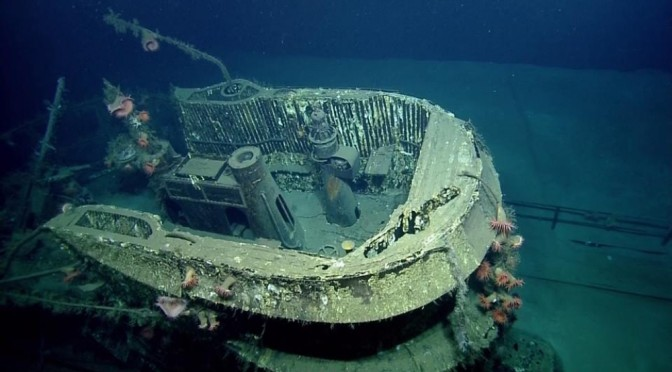 Wreck-ollections: U-Boat 166