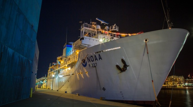 NOAA Ship Okeanos Explorer Overview