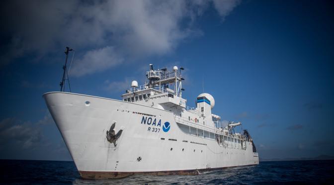 2016 Okeanos Explorer Field Season – Hohonu Moana