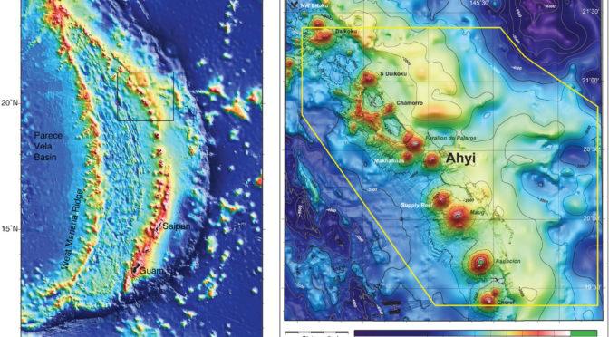 To Boldly Go… Ahyi Seamount