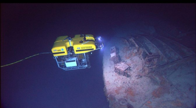 What is an ROV?