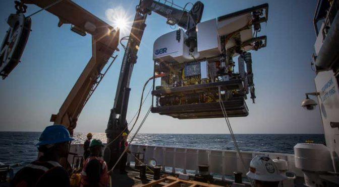 NOAA Ship Okeanos Explorer Gulf of Mexico 2017 Expedition