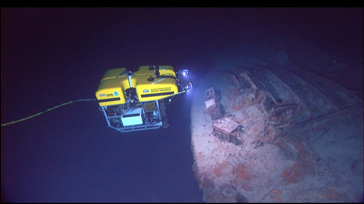 What is an ROV? | Inner Space Center